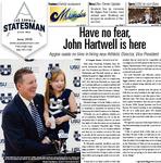 The Utah Statesman, June, 2015 by Utah State University