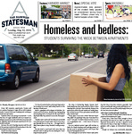 The Utah Statesman, May 12, 2015