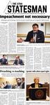 The Utah Statesman, February 26, 2015