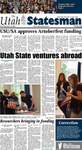 The Utah Statesman, September 18, 2014