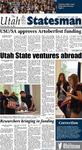 The Utah Statesman, September 18, 2014