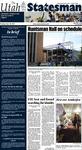 The Utah Statesman, September 30, 2014