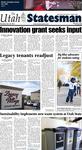 The Utah Statesman, October 30, 2014
