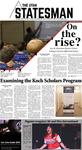 The Utah Statesman, November 25, 2014