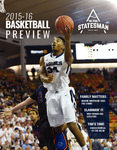 2015-2016 Basketball Preview by Utah State University