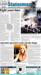 The Utah Statesman, September 11, 2009 by Utah State University