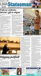 The Utah Statesman, October 2, 2009 by Utah State University