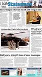 The Utah Statesman, April 2, 2010