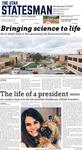 The Utah Statesman, April 17, 2017 by Utah State University