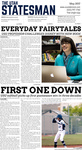 The Utah Statesman, May 2017 by Utah State University