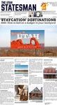 The Utah Statesman, July 12, 2017 by Utah State University