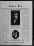 Student Life, October 4, 1912, Vol. 11, No. 2 by Utah State University