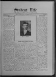 Student Life, November 1, 1912, Vol. 11, No. 6 by Utah State University