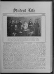 Student Life, November 8, 1912, Vol. 11, No. 7 by Utah State University