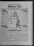 Student Life, November 28, 1912, Vol. 11, No. 10 by Utah State University