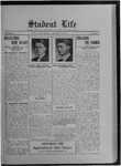 Student Life, December 13, 1912, Vol. 11, No. 12 by Utah State University