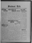 Student Life, January 24, 1913, Vol. 11, No. 16