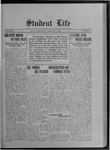 Student Life, February 7, 1913, Vol. 11, No. 17 by Utah State University