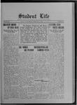 Student Life, February 7, 1913, Vol. 11, No. 17