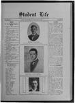 Student Life, February 28, 1913, Vol. 11, No. 20