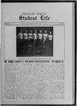 Student Life, March 28, 1913, Vol. 11, No. 24 by Utah State University