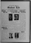 Student Life, April 11, 1913, Vol. 11, No. 25