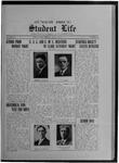 Student Life, April 11, 1913, Vol. 11, No. 25 by Utah State University
