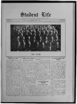 Student Life, May 9, 1913, Vol. 11, No. 29