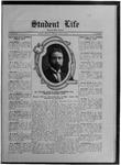 Student Life, July 1, 1913, Vol. 11, No. 7