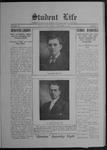 Student Life, December 9, 1910, Vol. 9, No. 11