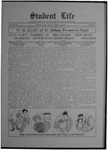 Student Life, March 10, 1911, Vol. 9, No. 21 by Utah State University