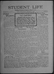 Student Life, December 18, 1908, Vol. 7, No. 13