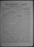 Student Life, December 11, 1908, Vol. 7, No. 12