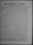 Student Life, February 5, 1909, Vol. 7, No. 18
