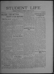 Student Life, March 26, 1909, Vol. 7, No. 25