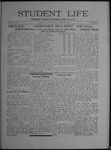Student Life, April 16, 1909, Vol. 7, No. 28 by Utah State University