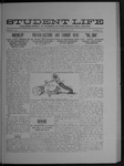 Student Life, January 28, 1910, Vol. 8, No. 16
