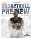Basketball Preview 2017 by Utah State University