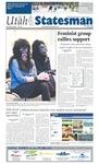 The Utah Statesman, September 12, 2013