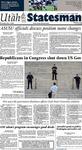 The Utah Statesman, October 3, 2013