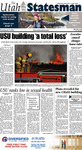 The Utah Statesman, January 9, 2014