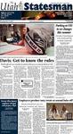 The Utah Statesman, February 13, 2014