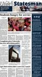 The Utah Statesman, February 18, 2014