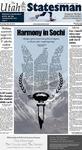 The Utah Statesman, February 20, 2014