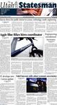 The Utah Statesman, March 18, 2014
