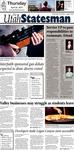 The Utah Statesman, April 25, 2013