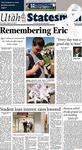 The Utah Statesman, August 29, 2013