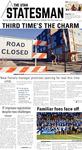 The Utah Statesman, November 23, 2015