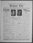 Student Life, May 24, 1912, Vol. 10, No. 31