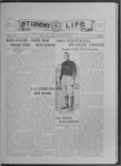 Student Life, October 8, 1915, Vol. 14, No. 3